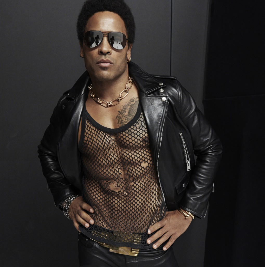 Very lenny kravitz nude pictures think, what