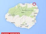 Nel cerchio rosso, il pezzo di isola comprato da Zuckerberg