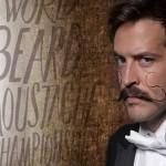 Folte, lunghe, intrecciate e all'insù. Le foto del campionato mondiale di barbe e baffi 2014
