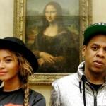 La gioconda, Canova e i selfie: Beyoncé, Jay-Z e Blue Ivy visitano il Louvre