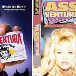 Le locandine dei film famosi e le loro parodie porno