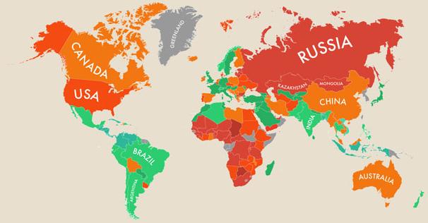 Il mondo al contrario: i paesi più ricchi non sono quelli più felici