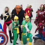 I cosplay di Lucca comics and games 2014