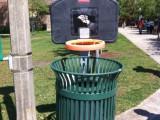 Un modo per incentivare l'uso dei cestini