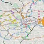 Seconda lingua nelle fermate della metro di Londra