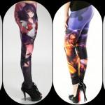 Sailor leggins