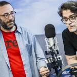 Samuele Bersani e Vittorio Cosma