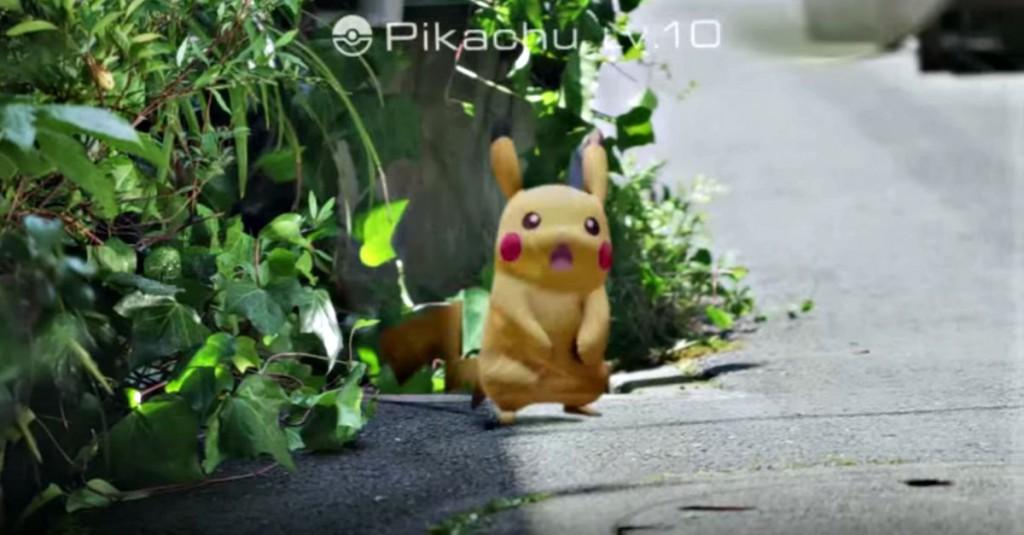 Nintendo porta i Pokemon nella vita reale, siete pronti a catturarli?