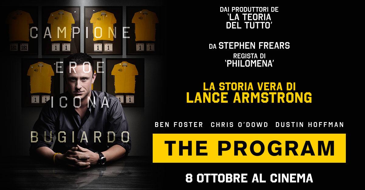 8e42ad90b2 The Program: la vera storia del più grande imbroglio sportivo di tutti i  tempi