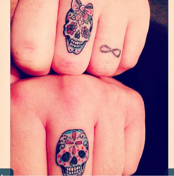 Conosciuto Foto Tatuaggi di coppia - Radio Deejay AX82