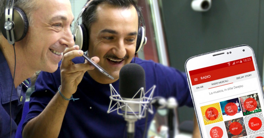 puntate radio deejay reloaded