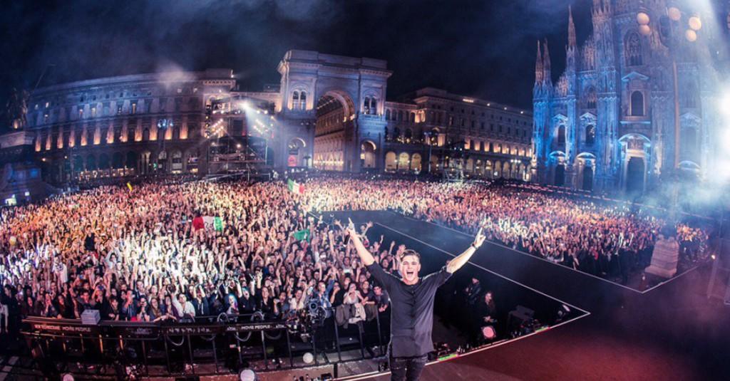 """Martin Garrix: """"I love spaghetti"""", l'intervista esclusiva al vincitore del premio BEST ELECTRONIC agli MTV EMA 2015"""