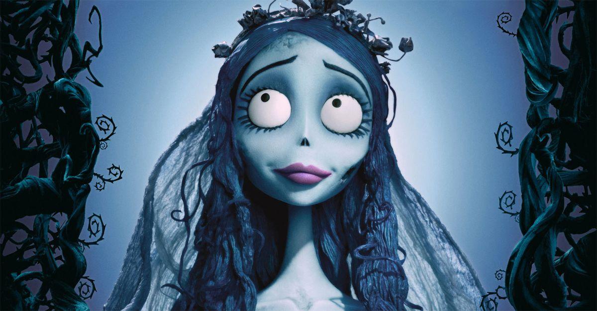 Risultati immagini per la sposa cadavere
