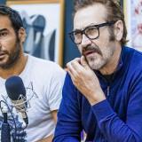 Marco Giallini: 'A 25 anni facevo l'imbianchino, il successo è arrivato tardi ed è stato meglio così'