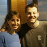 'Io e Fabio Caressa ci vergogniamo della nostra canzone d'amore': Benedetta Parodi a Catteland