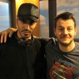 Alessandro Cattelan incontra Marracash: 'Andate al suo concerto, è molto bello!'