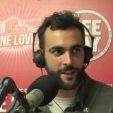 Roma, festa di Deejay: Marco Mengoni in diretta radio