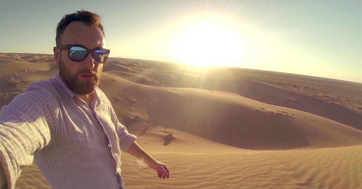 """Dargen D'Amico: """"Ecco il video del mio viaggio in giro per il mondo"""""""