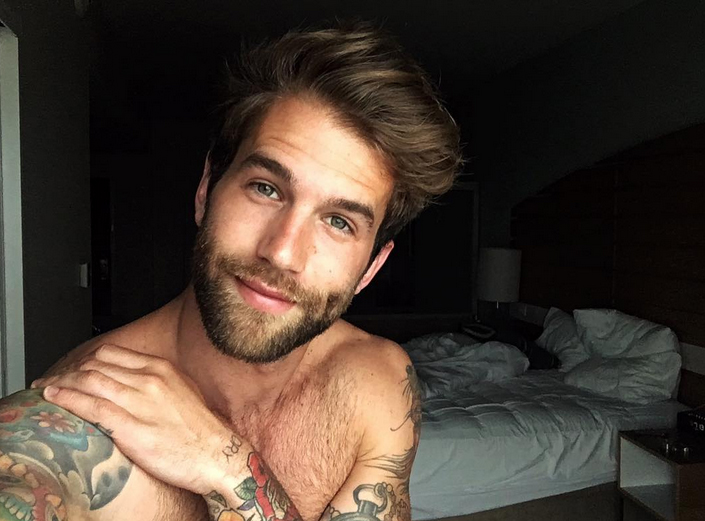 Eccezionale Foto André Hamann, uno dei modelli più hot di Instagram - Radio Deejay NB86