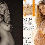 Pance da top, Candice Swanepoel in topless e Bar Refaeli in copertina