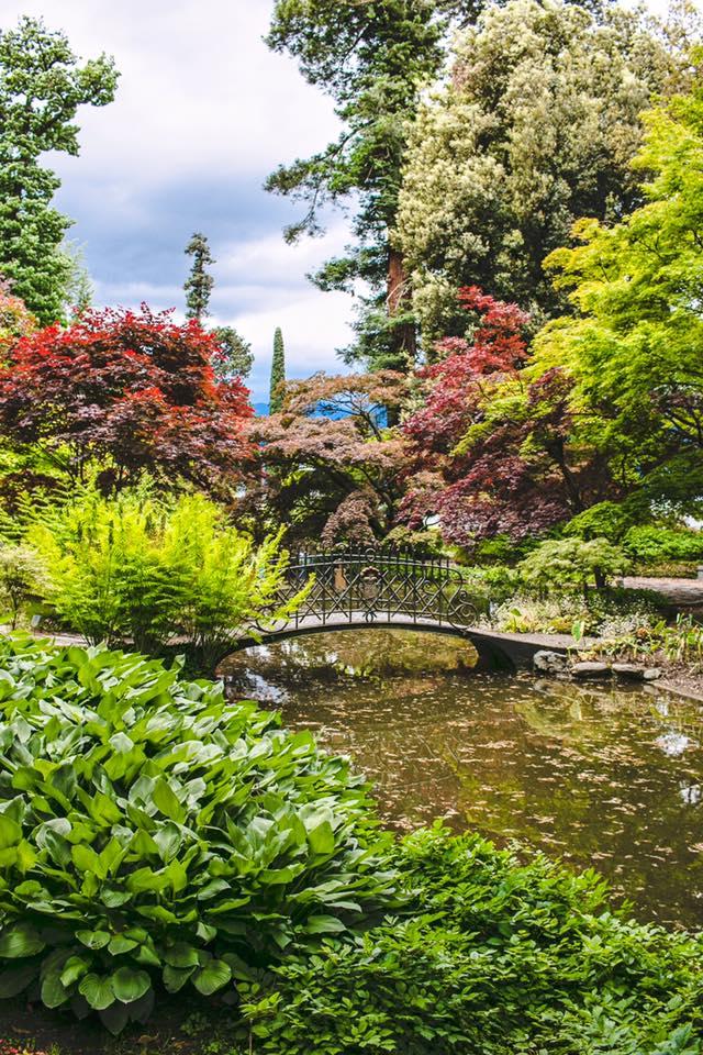 Da como a caltagirone ecco i dieci parchi pi belli d for Giardini giapponesi milano