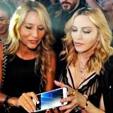 Jo Squillo a tu per tu con Madonna (e non solo) alla settimana della moda di New York: ecco le foto