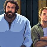 """""""Schiaffi e Fagioli"""": ecco come sarà il videogioco di Bud Spencer e Terence Hill"""