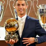 Pallone d'Oro, quarto successo per Cristiano Ronaldo: vinta la sfida con Messi