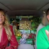 """Sfilata di star sul sedile passeggero per il Karaoke di Natale: ecco """"All I Want for Christmas"""""""