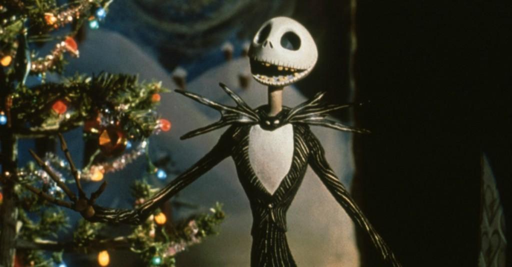 Nightmare before christmas il canto di natale secondo tim for Secondo di natale