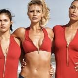 Baywatch – il film, tra tartarughe e bikini rossi: ecco il primo trailer