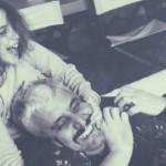 """Pino Daniele, la dedica della figlia Sara: """"Papà, sono due anni che ti cerco guardando il cielo"""""""