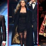 Il figlio di Jude Law e le figlie di Sylvester Stallone sfilano per Dolce e Gabbana