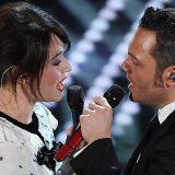"""Sanremo, Tiziano Ferro duetta con Carmen Consoli: """"Vorrei fare un disco con lei"""""""