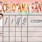 Pinocchio presenta le schede di Sanremo da scaricare. Votate con noi!