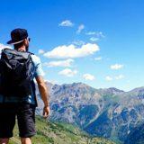 Mattia Miraglio, che sta completando il giro del mondo a piedi, passa a Deejay On The Road con Frank