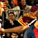 Bonucci-Messi-Chiellini: il siparietto nei minuti finali per la maglia della Pulce