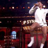 Ricky Martin in mutande come Tom Cruise in 'Risky Business' nella nuova puntata di 'Lip Sync Battle'