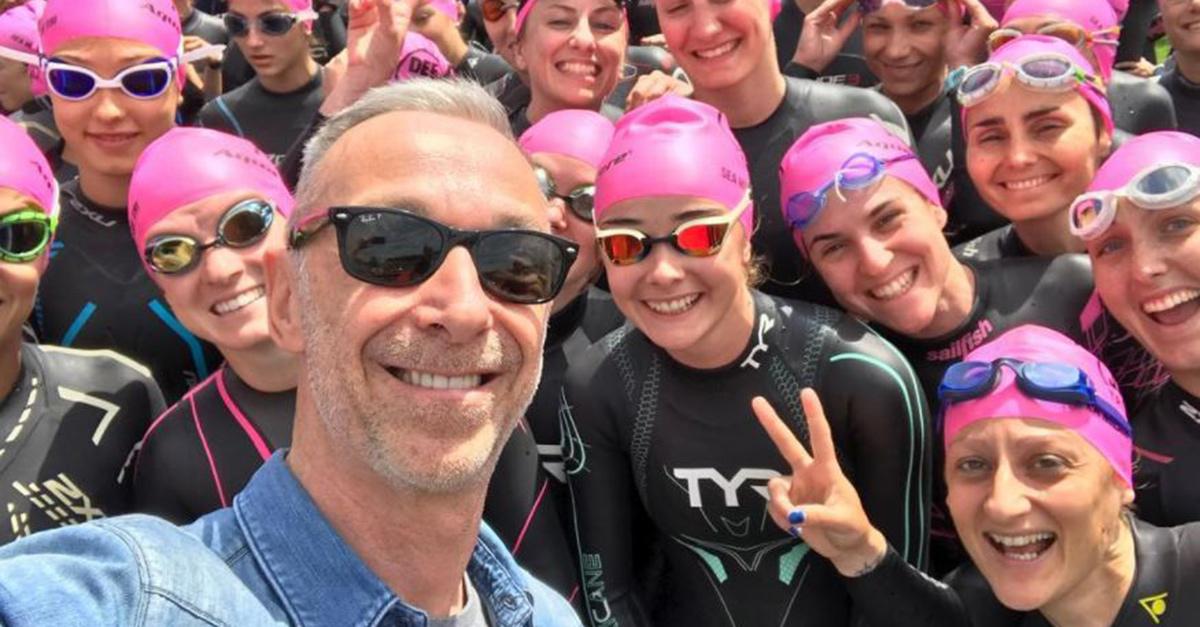 Torna all'Idroscalo di Milano SEA Deejay TRI: il 19 e 20 maggio il triathlon è per tutti!