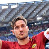 L'addio di Francesco Totti: il commosso discorso del capitano allo stadio Olimpico