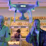 """""""Le focaccine dell'Esselunga"""": il video ufficiale con Lambo, droni e hoverboard nel supermarket"""