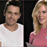 """Nicole Kidman e James Franco recitano """"Wannabe"""" delle Spice Girls: l'interpretazione è solenne"""