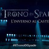 Il Grande Inverno è arrivato…con il Trono di Spade: la prima puntata della nuova stagione al Castello