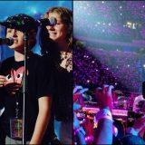 Milano. I Coldplay colorano San Siro: anche i figli di Chris Martin sul palco