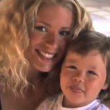 Michelle Hunziker, mamma 20enne di Aurora: il video inedito