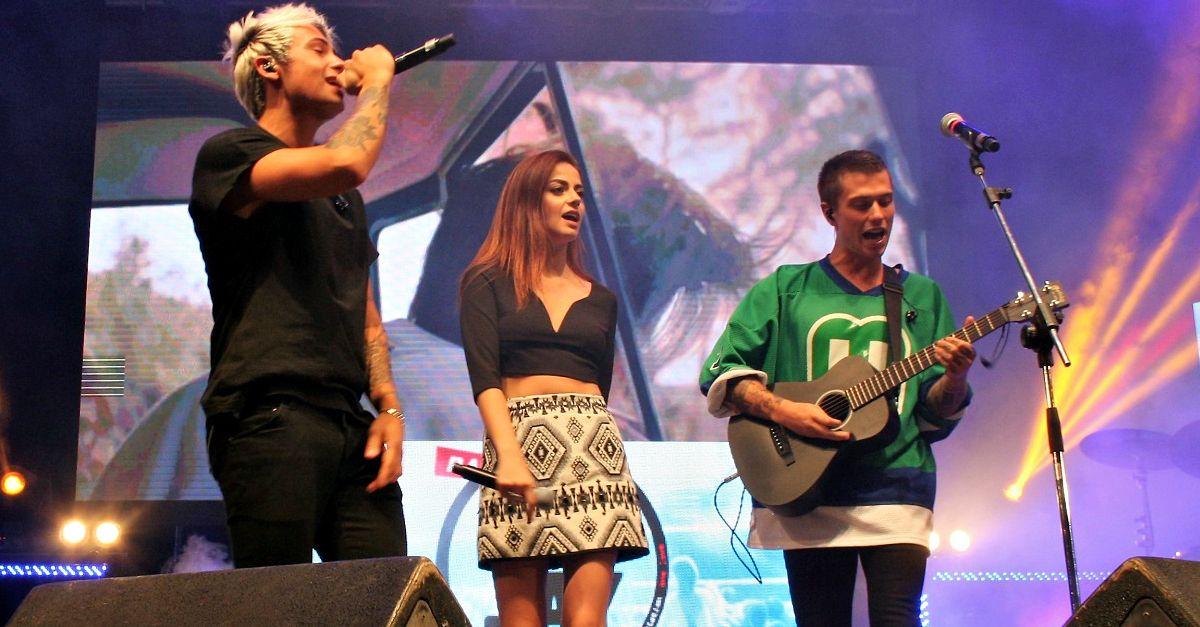 Benji & Fede, Annalisa, Alessio Bernabei, Thomas, Fred De Palma e Irama a Deejay On Stage: le foto del 22 agosto a Riccione