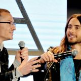 """Jared Leto omaggia Chester Bennington agli MTV VMAs: """"La sua voce vivrà per sempre"""""""