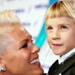 Pink: il discorso alla figlia (che si vede brutta) dopo la vittoria del premio agli MTV VMAs