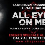 """Esce al cinema """"All eyez on me"""": l'incredibile storia vera del rapper americano Tupac"""