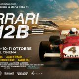 FERRARI 312B. La storia di una delle Ferrari più belle e innovative. Al cinema dal 9 all'11 Ottobre